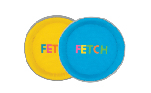 Zeus Mojo Brights Fetch Discs - Blue or Yellow - Assorted