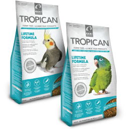 Tropican Lifetime Formula