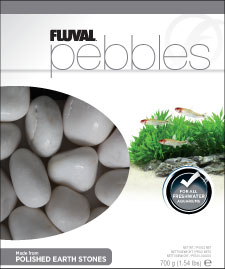 Fluval Polished Pebbles & Gravel