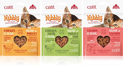 Catit Nibbly products