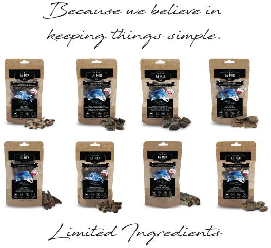 La Mer product group - Because we believe in keeping things simple - Limited ingredients