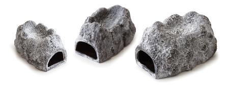 Grottes Exo Terra en céramique hygroscopique