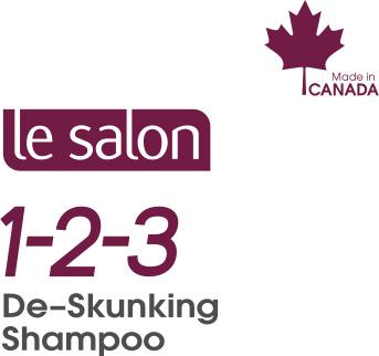leSalon 1-2-3 De-Skunking Shampoo