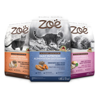Zoë Cat food