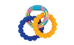 Zeus Mojo Brights TPR or Rope Ring Tug
