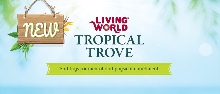 Living World Tropical Trove
