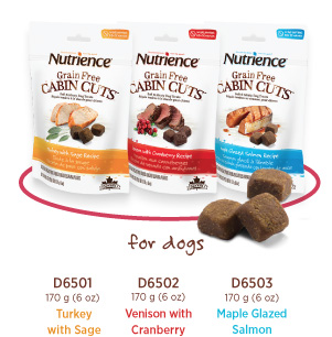Nutrience Grain Free Cabin Cuts