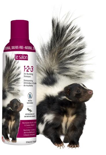 Le Salon 1-2-3 De-Skunking Shampoo