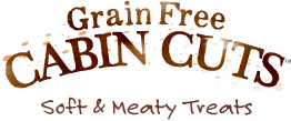 Nutrience Grain Free Cabin Cuts Soft and Meaty Treats