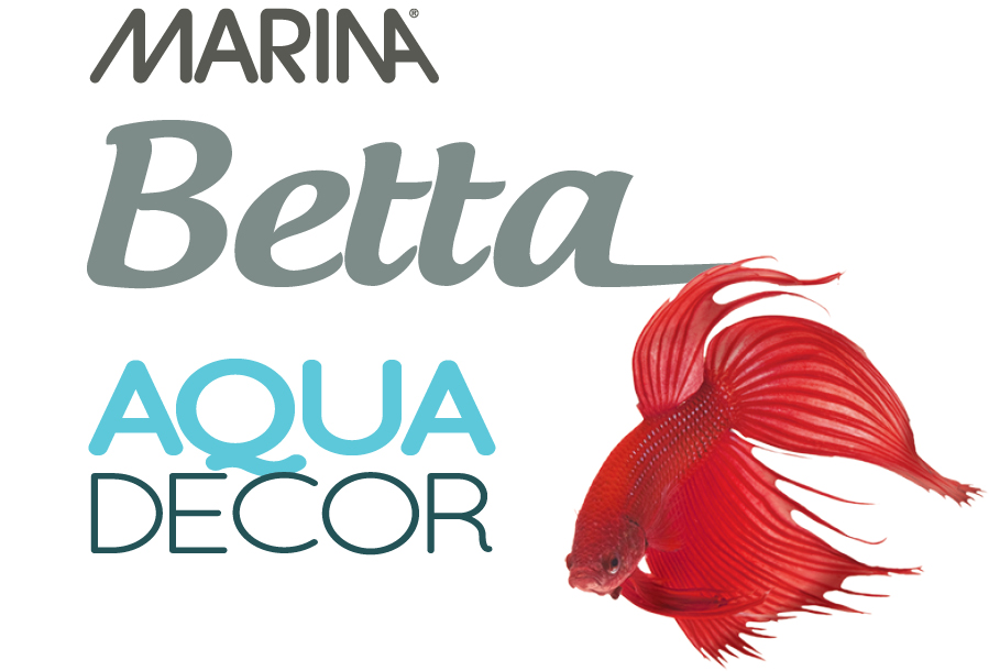 Marina Betta Aqua Decor
