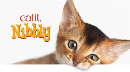 Catit Nibbly