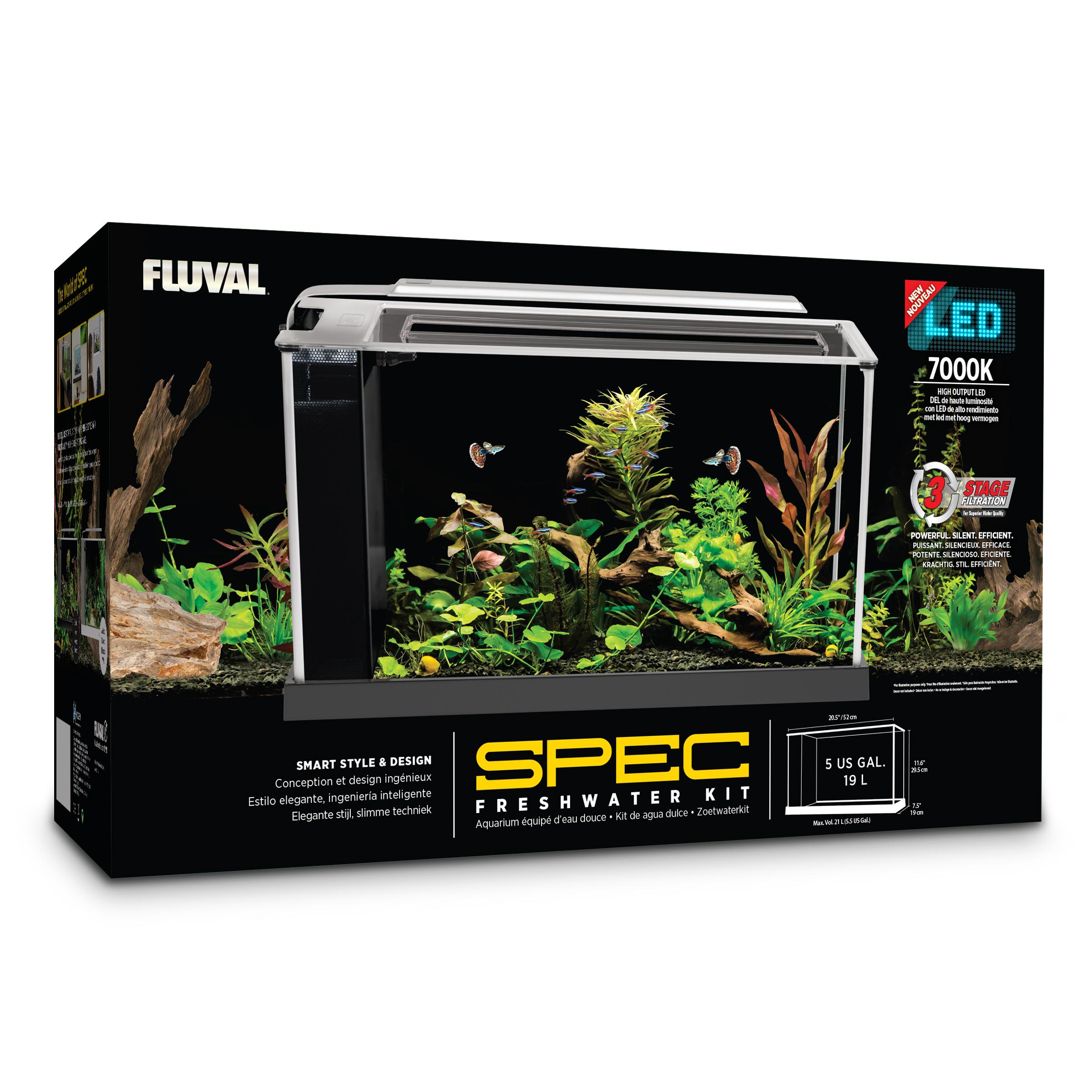 10516 Fluval Spec Aquarium Kit