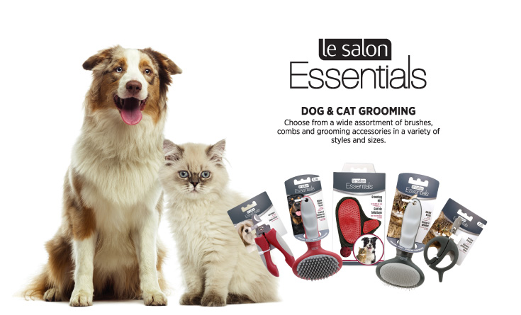 leSalon Dog and Cat grooming tools
