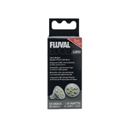 Fluval Edge LED Ultra Bright Bulb, 1.8W , 2 pack