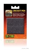 Exo Terra Cricket Pen Replacement Foam - 2 pack