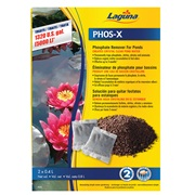 Laguna Phos-X Phosphate Remover, Treats up to 5000 L (1320 U.S. gal.)
