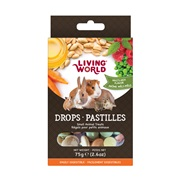 Living World Small Animal Drops - Multi-Mix Flavour - 75 g (2.6 oz)