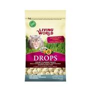 Living World Hamster Treat - Yogurt Flavour - 75 g (2.6 oz)