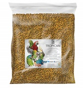 Tropican Lifetime Formula Granules for Cockatiels - 9.07 kg (20 lb)