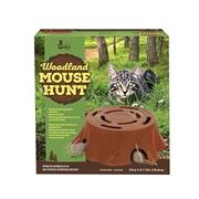 Cat Love Woodland Mouse Hunt