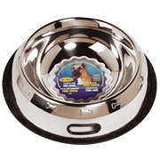 Dogit Stainless Steel Non Spill Dish - Super Large - 2.8 L (96 fl oz)