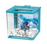 Marina Betta EZ Care Aquarium Kit - Blue - 2.5 L (0.7 US Gal)