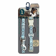 Arista Collar & Leash Set - Large - Jazz