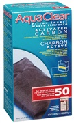 AquaClear 50 Activated Carbon Filter Insert - 70 g (2.5 oz)