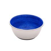 Dogit Stainless Steel Non-Skid Dog Bowl - Blue Swirl - 500 ml (17 fl.oz.)