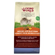 Living World Classic Mouse and Rat Food - 250 g (8.8 oz)