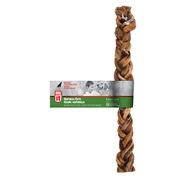 Dogit Natural Cuts Bully Stick - Braided - 30.5 cm (12 in) - 1 pack