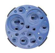Catit Design Senses Scratch Pad Refill - Blue Swirl