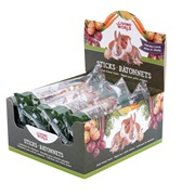 Living World Small Animal Sticks - Vegetable Flavour - 45 g (1.5 oz) - 12 pack