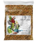 Tropican Lifetime Formula Granules for Parrots - 3.63 kg (8 lb)