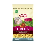 Living World Hamster Treat - Honey Flavour - 75 g (2.6 oz)