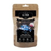 La Mer by Dogit Natural Fish Chew for Dogs - Herring Training Treat - 90 g (3.2 oz)