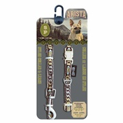 Arista Collar & Leash Set - Small - Bluegrass