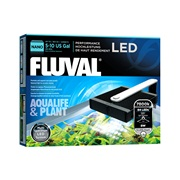 "Fluval Nano Aqualife & Plant LED Lamp - 8 W - 14 cm x 15.5 cm (5.5"" x 6"" IN)"