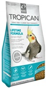 Tropican Lifetime Formula Granules for Cockatiels - 820 g (1.8 lb)