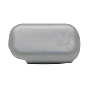 Dogit & Catit Small & Medium Voyageurs (50885 to 50896, 76605 to 76618) - Replacement Front Clip - Silver - Small/Medium
