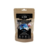 La Mer by Dogit Natural Fish Chew for Dogs - Cod Nuggets - 80 g (2.8 oz)