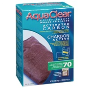 AquaClear 70 Activated Carbon - 140 g (4.9 oz)