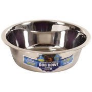 Dogit Stainless Steel Dog Bowl - Extra Large - 2 L (67.6 fl oz)
