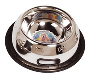 Dogit Stainless Steel Non Spill Dog Dish - Large - 945 ml (32 fl oz)