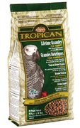 Tropican™ Lifetime Formula Granules for Parrots - 820 g (1.8 lb)