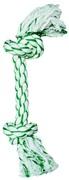 """Dogit Minty Knotted Rope Bone Dog Toy - Medium - 26 cm (10"""")"""