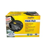Laguna Max-Flo 1350 Waterfall & Filter Pump - For ponds up to 2700 U.S. gal (10200 L)