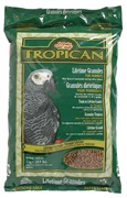Tropican™ Lifetime Formula Granules  for Parrots - 2 kg (4.41 lb)
