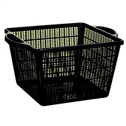 "Laguna Planting Basket - Square - 25 cm (10"") x 25 cm (10"") x 15 cm (6"") H"