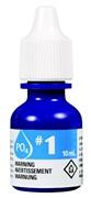 Nutrafin Phosphate Reagent #1 Refill - 10 ml (0.3 fl oz)